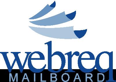 webreq mailboard webmail multipla
